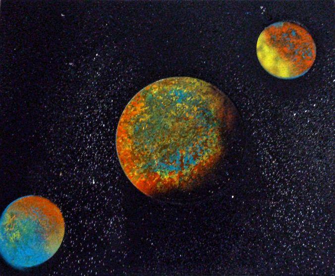 3 planétes
