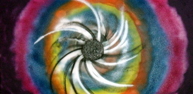 Spirale Arc en ciel (2)